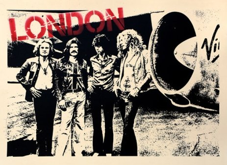 Stairway To London - Led Zepplin