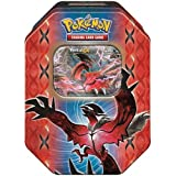 Pokemon XY TCG Card Game 2014 Legend of Kalos Spring EX Booster Packs Tins - Yveltal
