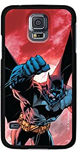 Coveroo Thinshield Cell Phone Case for Samsung Galaxy S5 - Batman Moon Background at Gotham City Store