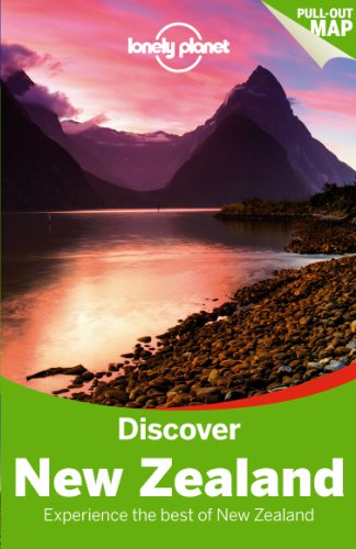 Discover New Zealand 3/E (Lonely Planet Discover New Zealand)