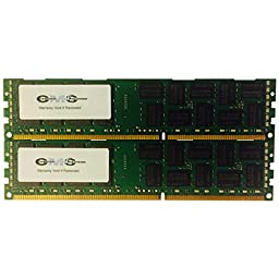 32gb (2x16gb) Memory RAM Compatible with Dell Poweredge T630 Ddr4 ECC Register by CMS (B119
