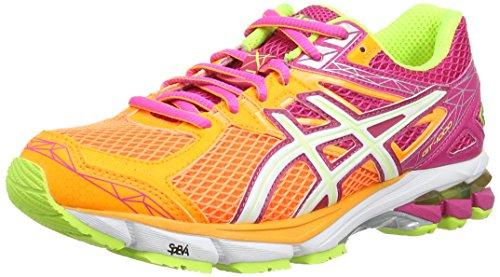 ASICS GT-1000 3, Damen Laufschuhe Training, Orange