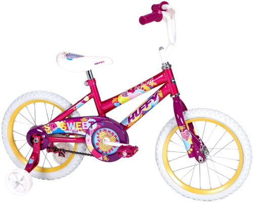 Huffy 16-Inch Girls So Sweet Bike (Pink)