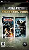 echange, troc Street racing & ww2 shooter collection 2009