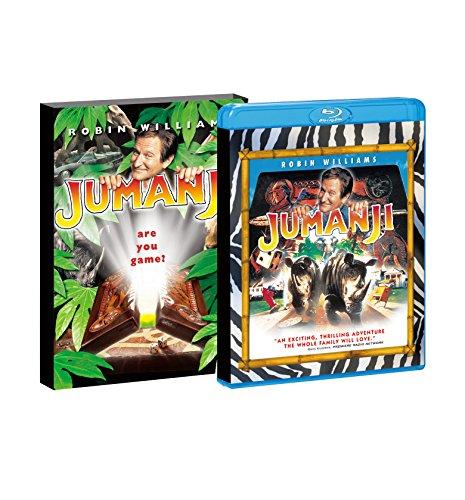 吹替洋画劇場 『ジュマンジ』製作20周年 デラックス エディション(初回限定版) [Blu-ray]