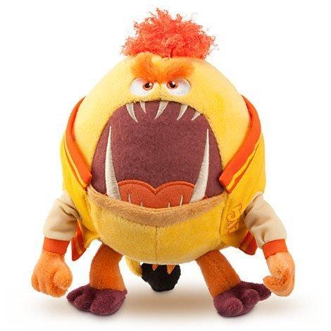 Dirk Mini Bean Bag Plush - Monsters University - 7'' by Disney