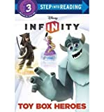 { [ TOY BOX HEROES (INFINITY (DISNEY)) ] } Webster, Christy ( AUTHOR ) Jul-22-2014 Library Binding