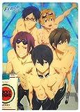 Promo BIG Card Free! Eternal Summer Iwatobi Swim Club Haruka Rin Makoto Nagisa A7777