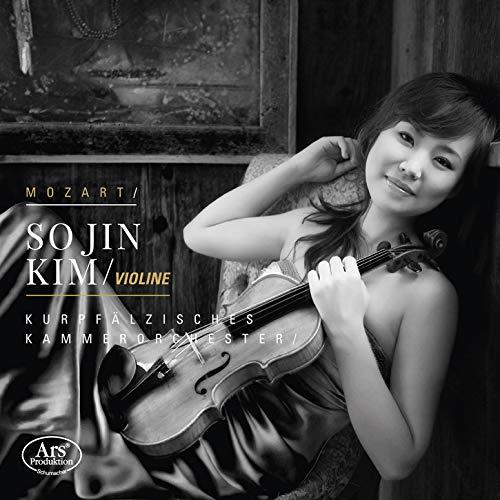 SACD : MOZART / KURPFAELZISCHES KAMMERORCHESTER MANNHEIM - Violin Concertos 216 & 219