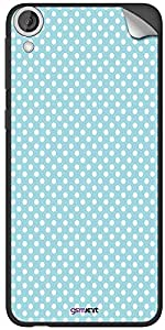 GsmKart HD820 Mobile Skin for HTC Desire 820 (Blue, Desire 820-768)