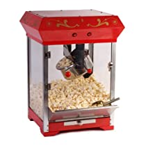 Maxi-Matic EPM-550 Elite 6-Ounce Tabletop Popcorn Popper Machine