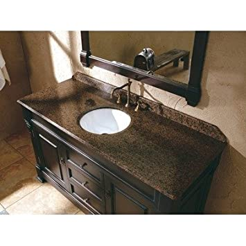 "James Martin Furniture 147-114-5382 60"" Single Top with Sink"