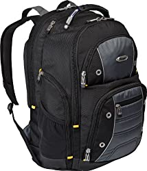 Targus TSB238US Drifter II Backpack for 16-inch Laptop (Black/Gray)