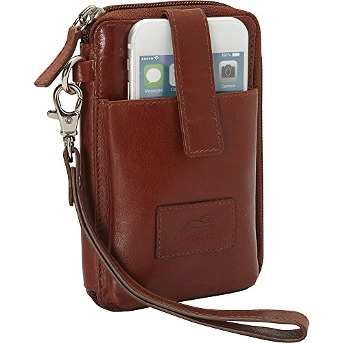 mancini-leather-goods-cell-phone-rfid-wallet-cognac