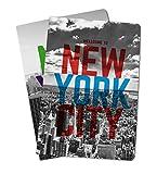 Pack De 2 Libretas Grapa A4 New York