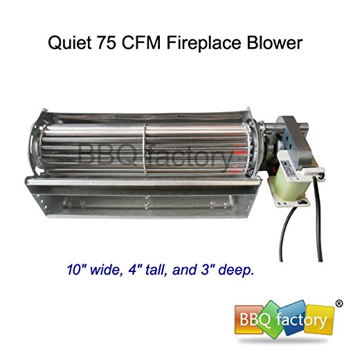 Purchase BBQ factory Replacement Fireplace Fan Blower for Heat Surge electric fireplace