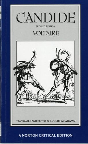 Candide (A Norton Critical Edition)