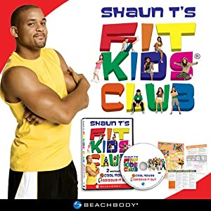 Shaun T: Fit Kids Club - Workout DVD