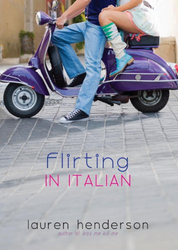 Flirting in Italian cover image