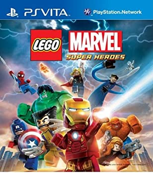 LEGO Marvel Super Heroes for PS Vita