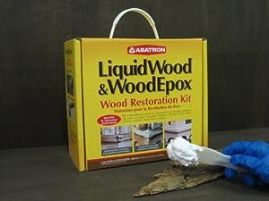 Abatron Wood Restoration Kit 24 FL. OZ.