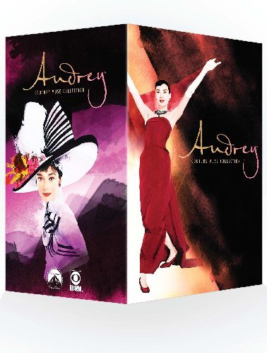 Audrey - Couture muse collection [7 DVDs] [IT Import]