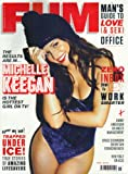 FHM magazine travel edition November 2013 Michelle Keegan