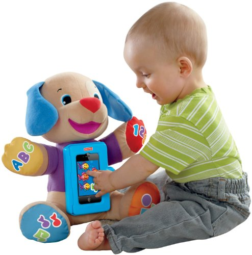 Fisher-Price Laugh and Learn Cachorro Apptivity para los dispositivos iPhone e iPod touch