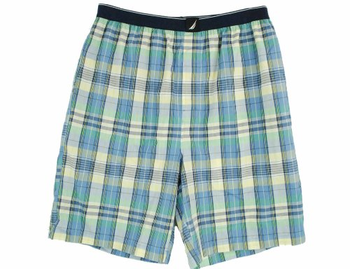 Nautica Pajamas, Plaid Shorts Bering Plaid S