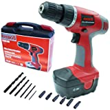 Arebos Cordless Screwdriver
