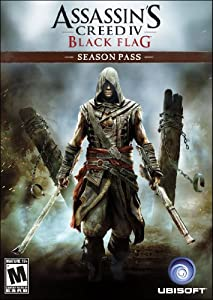 Assassin's Creed IV Black Flag: Season Pass - PS3/ PS4 [Digital Code]