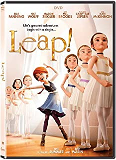 Book Cover: Leap!