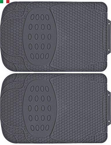 cenni-36724-set-2-tappeti-auto-in-gomma-inodore-universali-sagomabili-made-in-italy