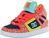 DC Rebound SE Skate Sneaker (Little Kid Big Kid)
