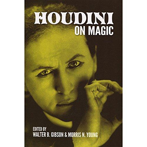 Houdini on Magic (Dover Magic Books)
