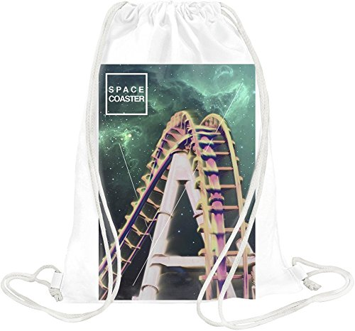space-coaster-drawstring-bag