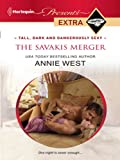 img - for The Savakis Merger (Harlequin Presents Extra) book / textbook / text book