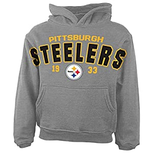 NFL Pittsburgh Steelers Toddler Over Sized Hoodie at Steeler Mania