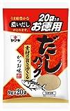 ヤマキ だしパックかつお徳用 (9g×20P)×3個