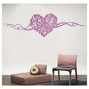Bb gossip peel and stick wallpaper cute heart for Amazon mural wallpaper