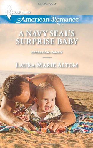 Image of A Navy SEAL's Surprise Baby (Harlequin American Romance\Operation: Family)