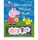 Peppa Pig: Marvellous Magnet Book by Ladybird ( AUTHOR ) Mar-05-2009 Board book Ladybird