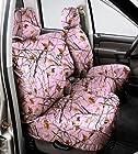 SS3295TTPK Covercraft Seat Saver Front Row True Timber Pink Camo