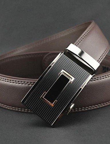 YY-Fashion-Business-automatique-boucle-ceinture-en-cuir-des-hommes