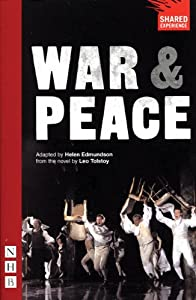 """Cover of """"War and Peace (Shared Experienc..."""