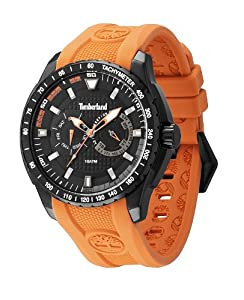 Amazon.com: Timberland 13854JSB.02 Mens Juniper Chronograph Orange