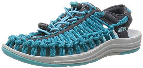 KeenUneek 8mm Rock - Scarpe da trekking e da passeggiata Donna , blu (Blau (Magnet/Capri)), 38 EU