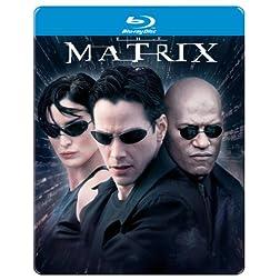 The Matrix (Steelbook) [Blu-ray]