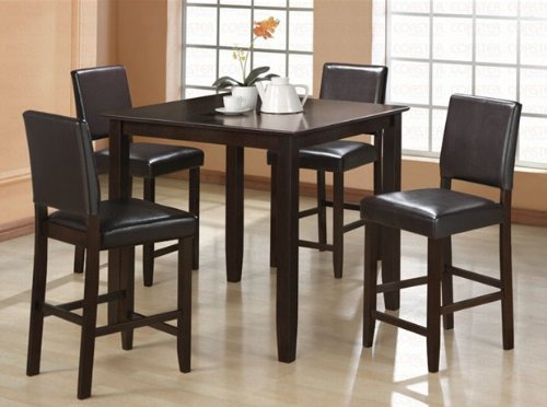 Buy Low Price Acme Furniture 9pc Counter Height Dining Table Stools Set