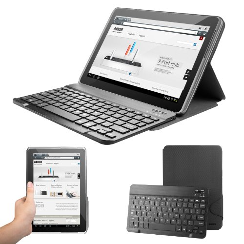Anker Bluetooth Keyboard Android: Anker Bluetooth Ultra-Slim Keyboard Bluetooth Guide